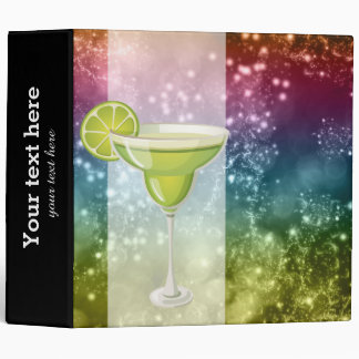 Cocktails Binder