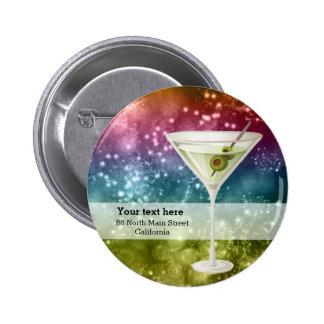 Cocktails Button