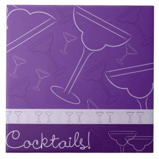Cocktails! Ceramic Tile