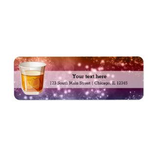 Cocktails Label
