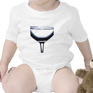 Cocktails Martini Glass Baby Creeper