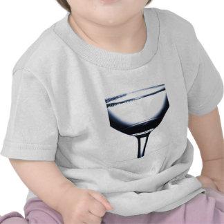Cocktails Martini Glass Tee Shirts