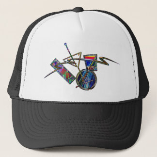 Cocktails, Mixed Drinks, Beverages Trucker Hat