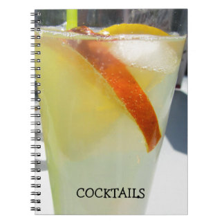 Cocktails Notebook