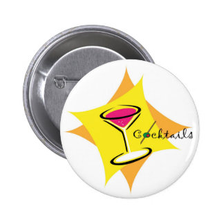Cocktails Pin