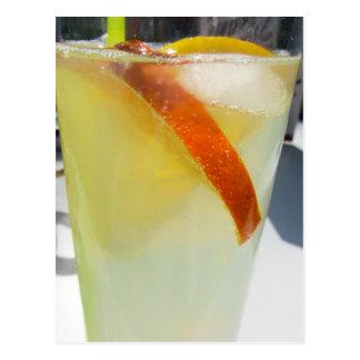 Cocktails Postcard