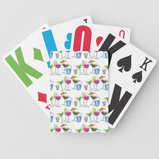 COCKTAILS UP! PLAYING CARDS DECK