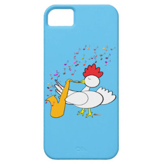 Cocky Sax Players iPhone SE/5/5s Case