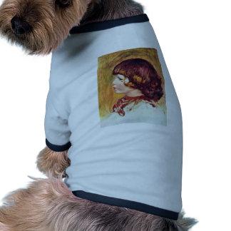 Coco By Pierre-Auguste Renoir (Best Quality) Pet Tee Shirt