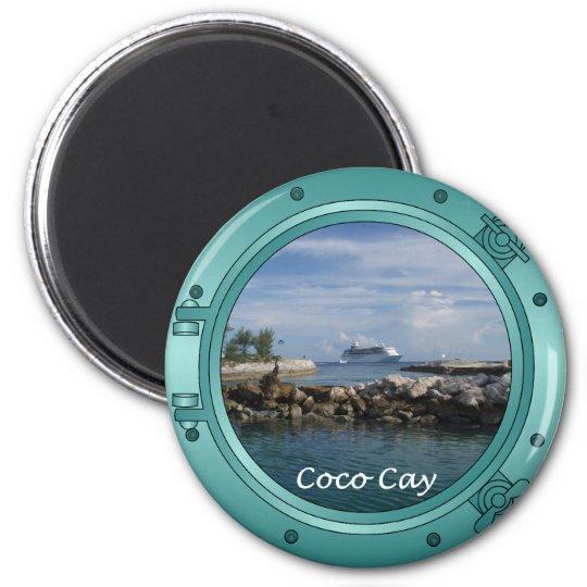 Coco Cay, Bahamas Magnet