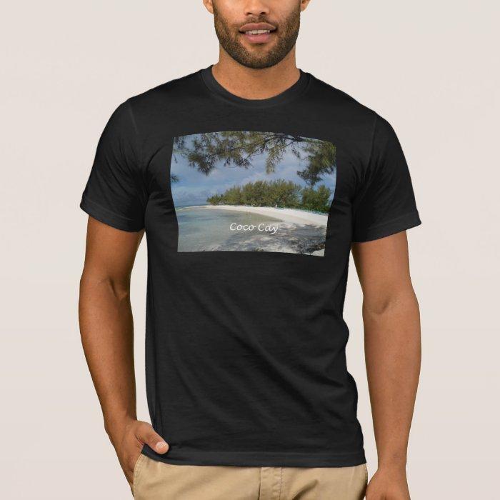 Coco Cay Island, Bahamas T-Shirt