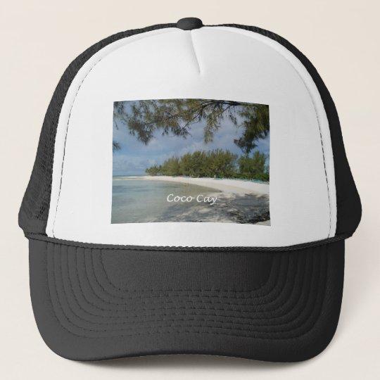 Coco Cay Island, Bahamas Trucker Hat
