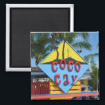 """Coco Cay Magnet<br><div class=""""desc"""">Welcome to Coco Cay</div>"""