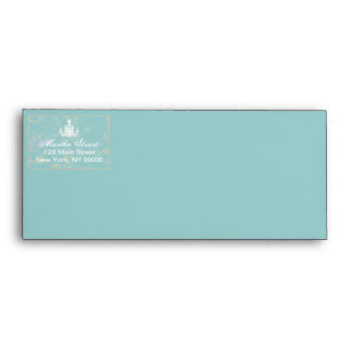 Coco Chandelier CHANGE COLOR ~ Business Envelope