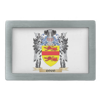 Coco Coat of Arms - Family Crest Belt Buckle