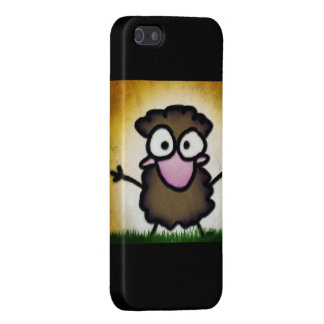 Coco in the Grass iPhone SE/5/5s Case