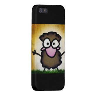 Coco in the Grass iPhone SE/5/5s Cover