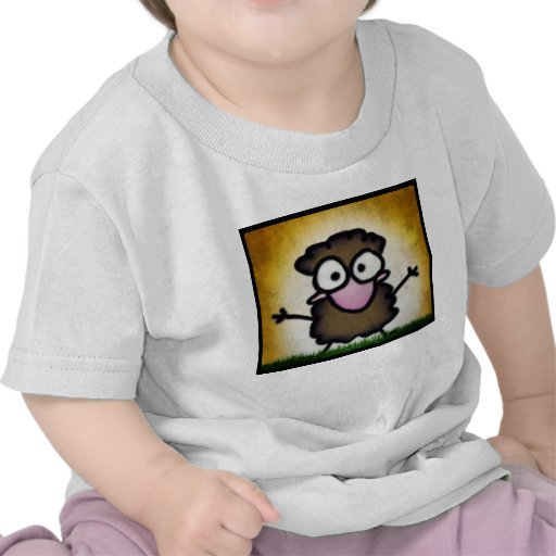 Coco in the Grass Tee Shirt