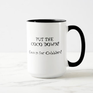 COCO is for Cobblers! Mug