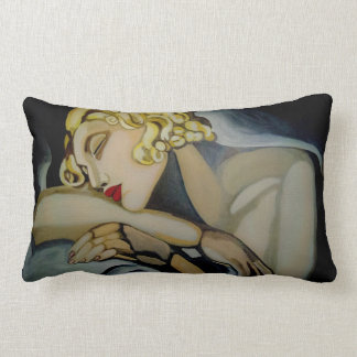 Coco Lady Pillow