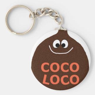COCO LOCO-2 KEYCHAIN