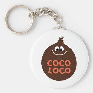 COCO LOCO KEYCHAIN