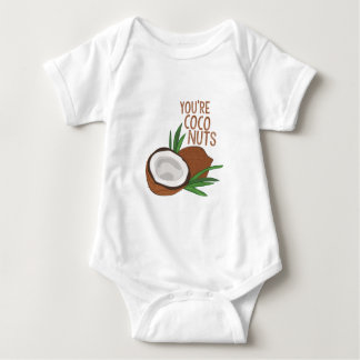 Coco Nuts Baby Bodysuit