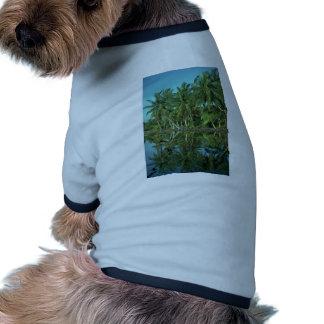 Coco Nutty Beach Doggie Tee Shirt