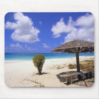 Coco Point Beach, Barbuda, Antigua Mouse Pad
