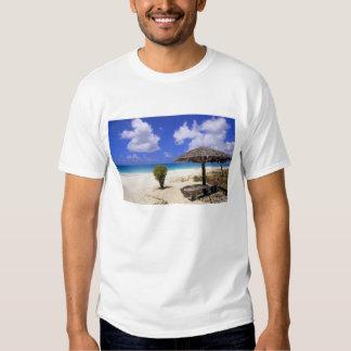 Coco Point Beach, Barbuda, Antigua Tee Shirt
