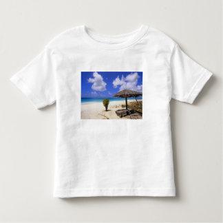 Coco Point Beach, Barbuda, Antigua Tee Shirts