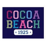 Cocoa Beach 1925 Post Card