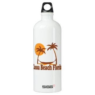 Cocoa Beach - Beach Design. SIGG Traveler 1.0L Water Bottle