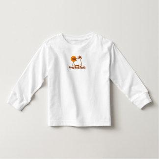 Cocoa Beach - Beach Design. T Shirt