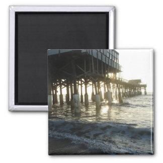 Cocoa Beach Dock magnet