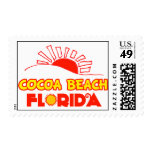 Cocoa Beach, Florida Postage Stamps