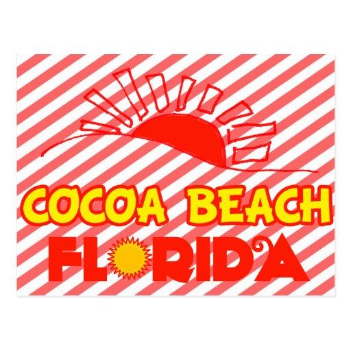 Cocoa Beach, Florida Postcards