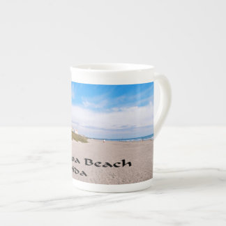 cocoa Beach Florida Tea Cup