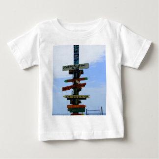 Cocoa Beach Landmark Baby T-Shirt