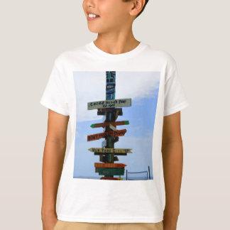 Cocoa Beach Landmark T-Shirt