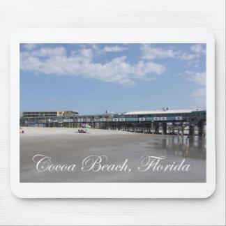 Cocoa Beach Mouse Pad