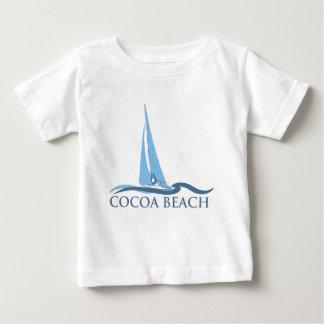 Cocoa Beach - Sailing. Baby T-Shirt