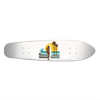 Cocoa Beach. Skate Deck