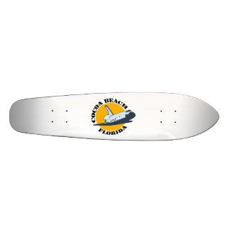 Cocoa Beach. Skate Board Deck