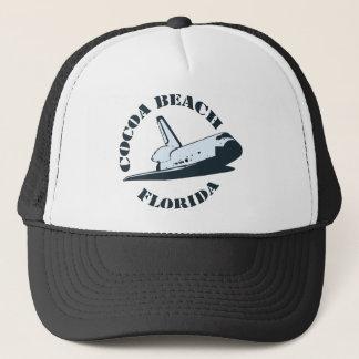 Cocoa Beach - Space Shuttle. Trucker Hat