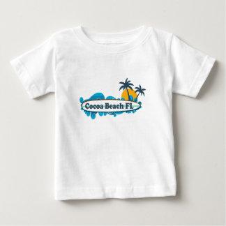 Cocoa Beach - Surf. Baby T-Shirt
