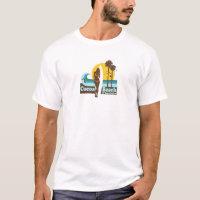 Cocoa Beach Men S T Shirts