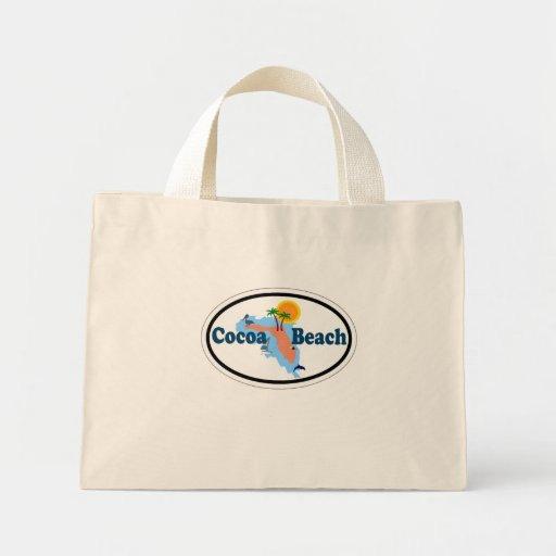 Cocoa Beach. Tote Bag