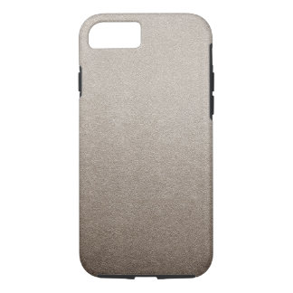 Cocoa Brown Sand Visual Texture Ombre Normcore iPhone 7 Case