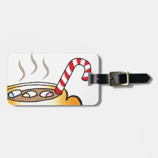 Cocoa & Candy Luggage Tag